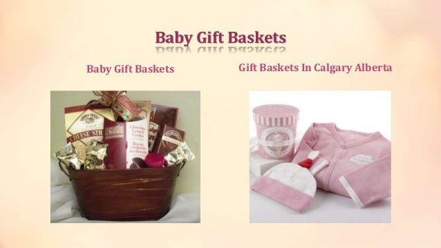 Baby Gift Baskets ...