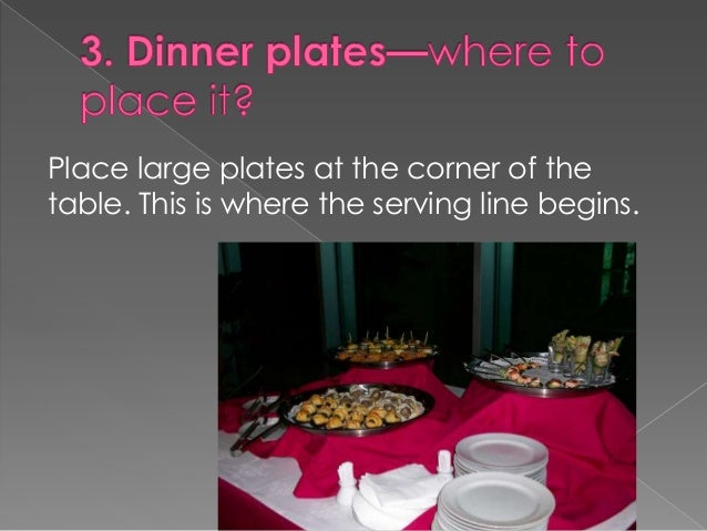 6. : importance of table setting - pezcame.com