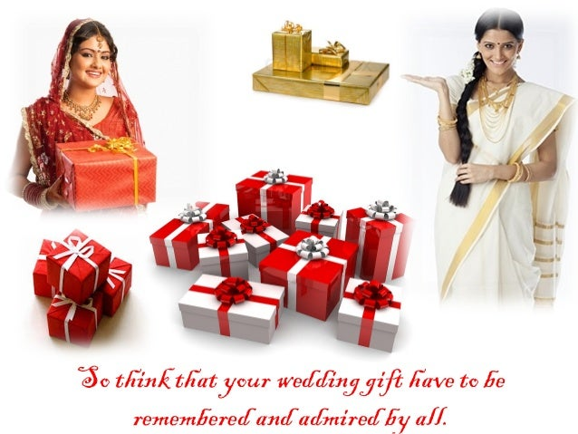 Wedding gift ideas for tamil matrimony couples