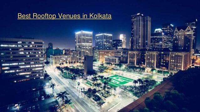 Best Rooftop Venues in Kolkata