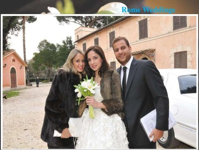 Rome Weddings