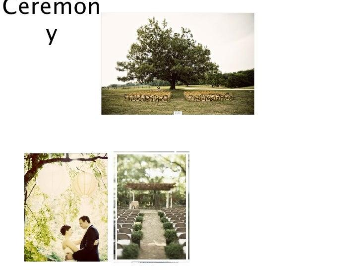 Ceremon    y