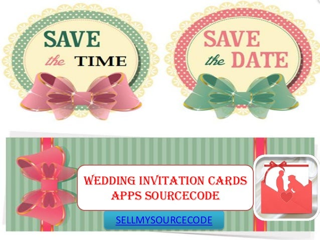 Wedding Invitation Cards Apps Sourcecode