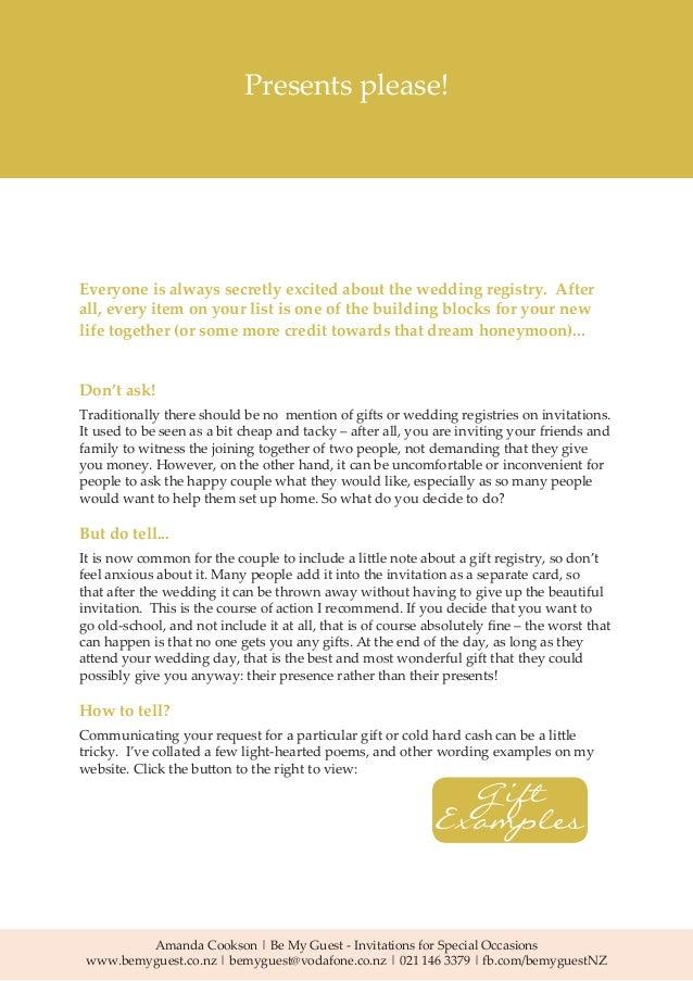 Wedding invitation wording and etiquette guide rsvp dates 7 stopboris Choice Image