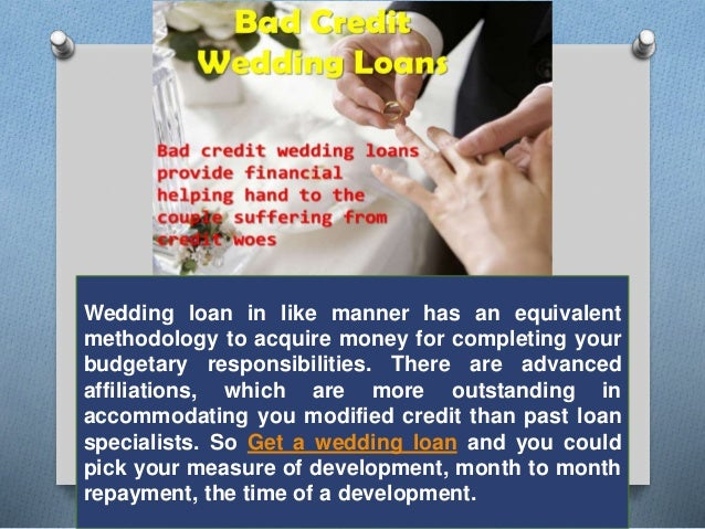 Wedding loan for wedding expenses wedding sciox Images
