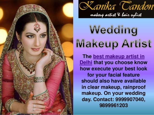 Mehndi Makeup Artist : Amazing best wedding makeup artist in delhi