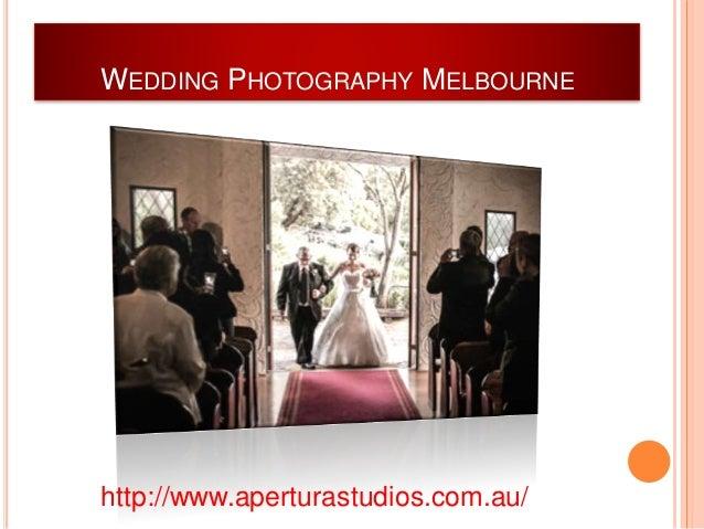 Wedding photography melbourne Slide 2