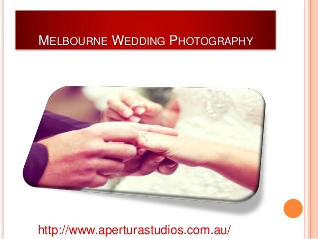 Wedding photography melbourne Slide 3