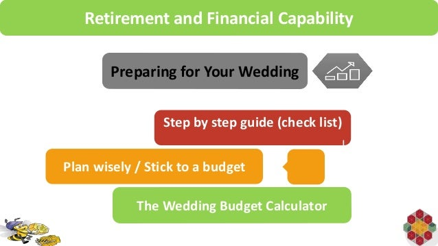 wedding planning calculator
