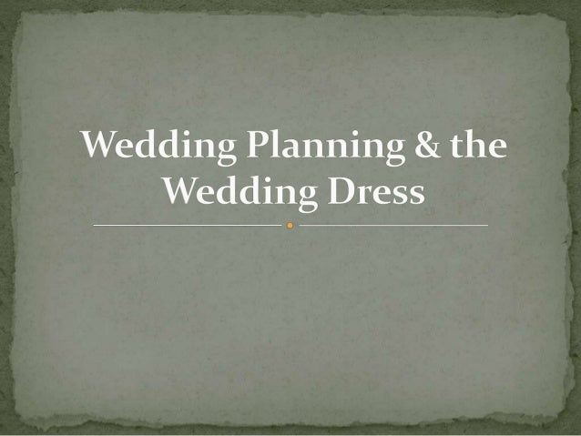 If you are currently planning your wedding, and need to know where to get started, then this article will be a great help ...