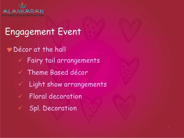 wedding planning powerpoint