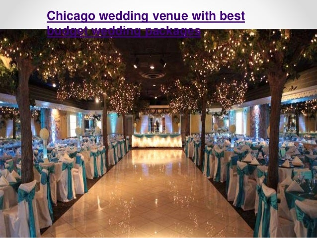 Wedding Reception Venues Near Chicago