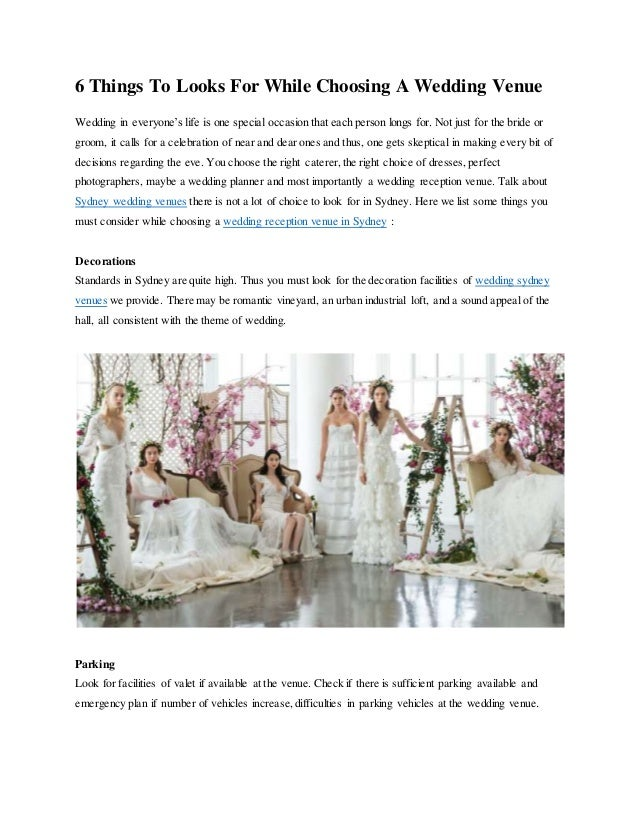 Wedding Reception Venues Sydney At Aria