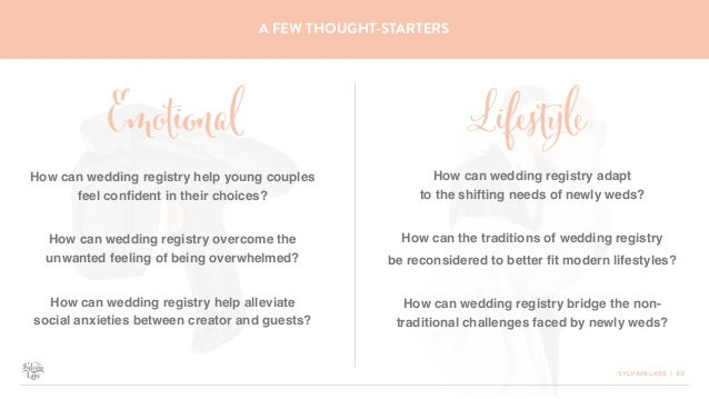 A look into the world of the wedding registry 30 junglespirit Image collections