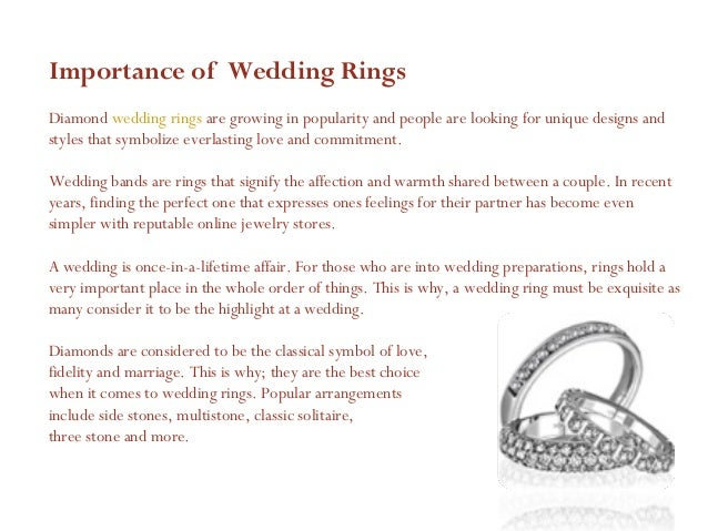 What Does A Wedding Ring Symbolize Wedding Decor Ideas