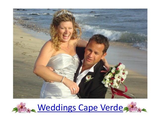 Weddings Cape Verde