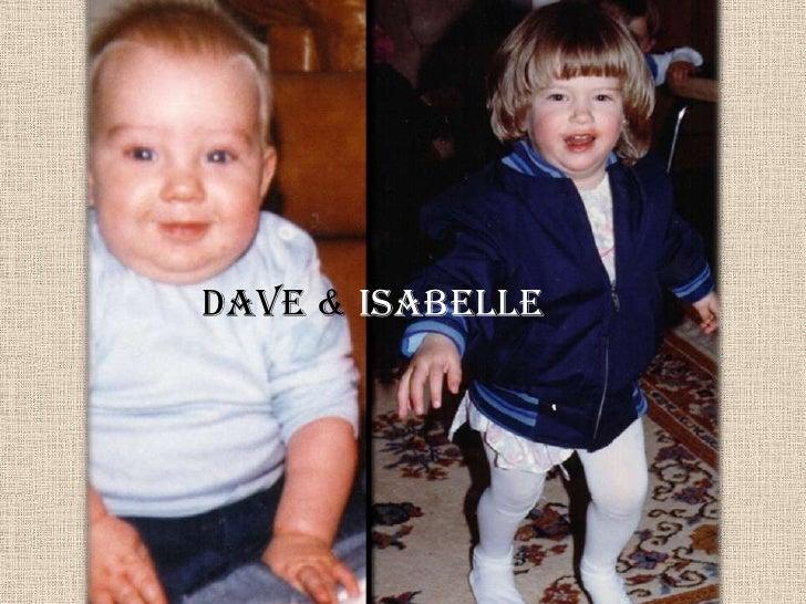 DAVE & ISABELLE<br />