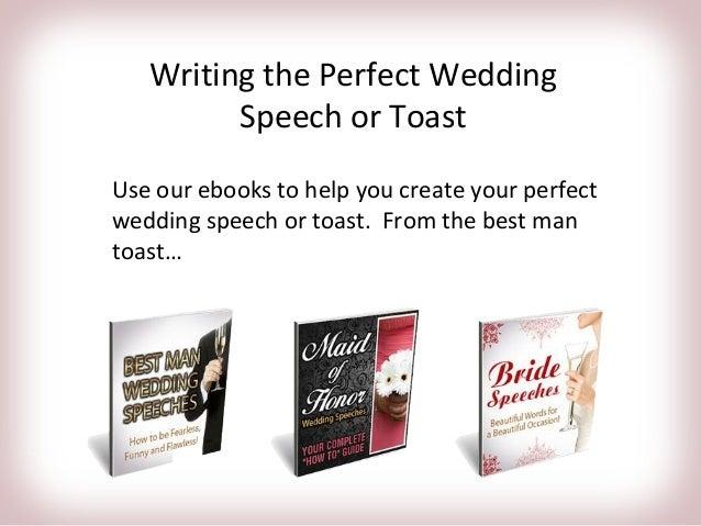 Bride Wedding Speech Ideas