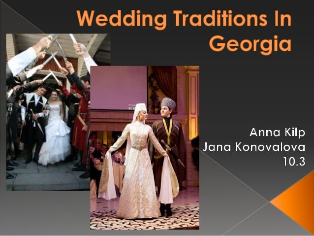 Family creation in Georgia has three stages:machankloba — marriage proposal, nishnoba —        betrothal and kortsili - we...
