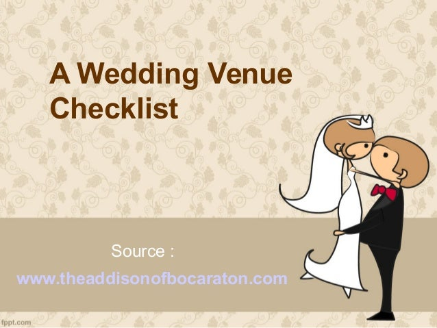 Booking One Of The Best Wedding Venue South Florida