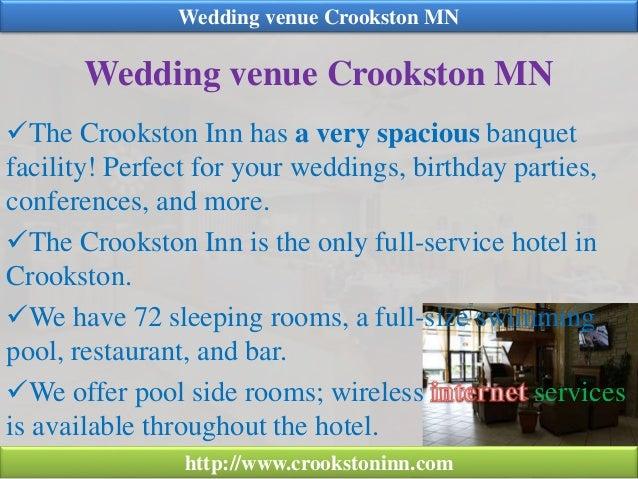 Wedding venue crookston mn Slide 2