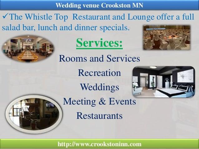 Wedding venue crookston mn Slide 3