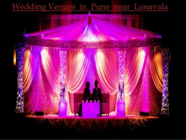 The best wedding, party, birthday, banquet halls in pune