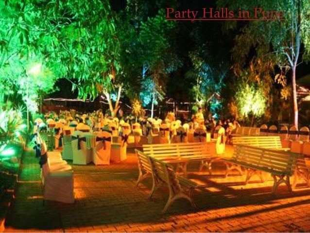 List of Best Wedding Venues In Pune / Party Places in pune ...