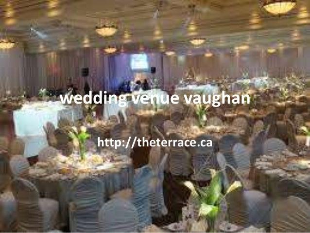 wedding venue vaughan http://theterrace.ca