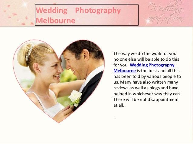 Wedding video melbourne Slide 2