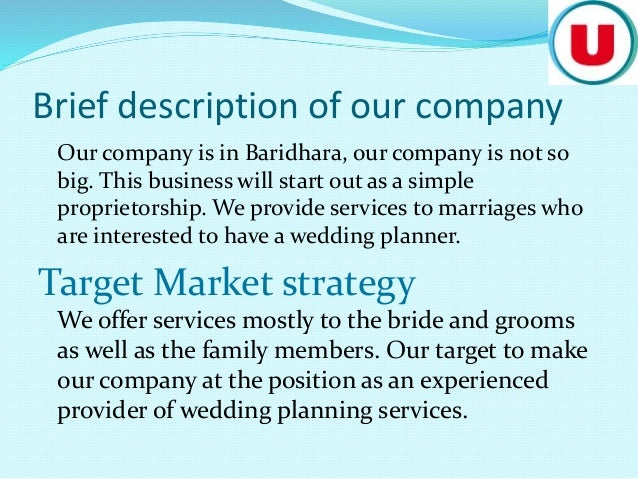 Opening A Wedding Planner Business