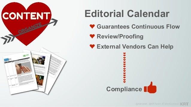 @AdrianaK @KRTweet #TalentConnect Editorial Calendar ❤ Word File ❤ Google Docs ❤ Others: Content Calendar Template ➵ S...
