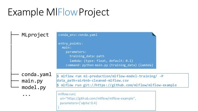 Introducing MlFlow: An Open Source Platform for the Machine