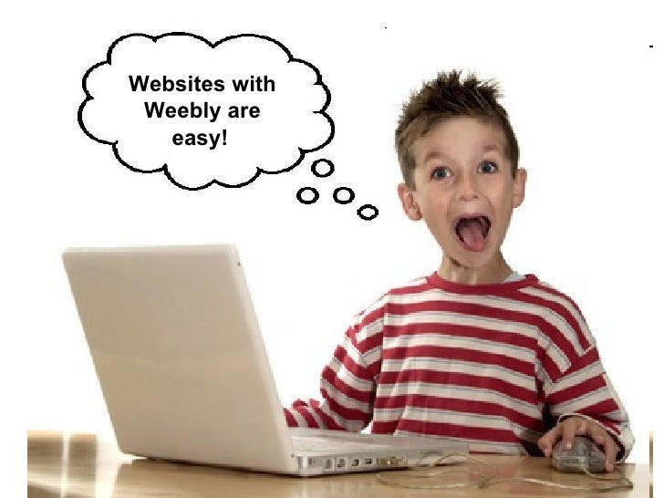 learn how to use weebly