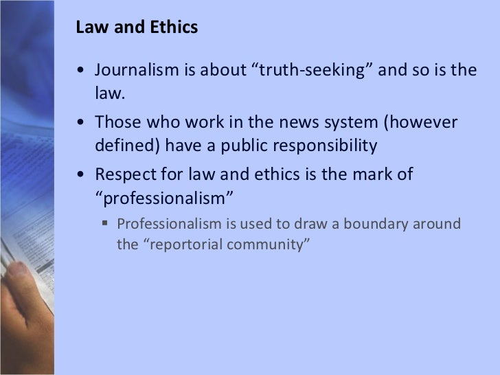 journalism ethics scandal essay Physics and chemistry rarely teach dedicated courses on ethics, but the discussion is woven into every aspect of daily life, from the first days of one's education.