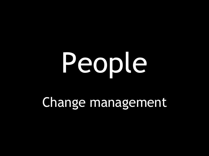 Digital transformation, with empathy – a change management view