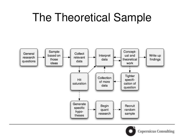 The Theoretical Sample