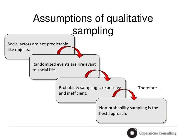 opportunistic sampling in qualitative research