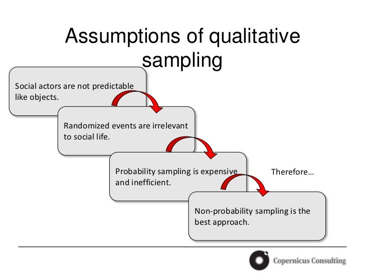 sampling methods in qualitative and quantitative research 11