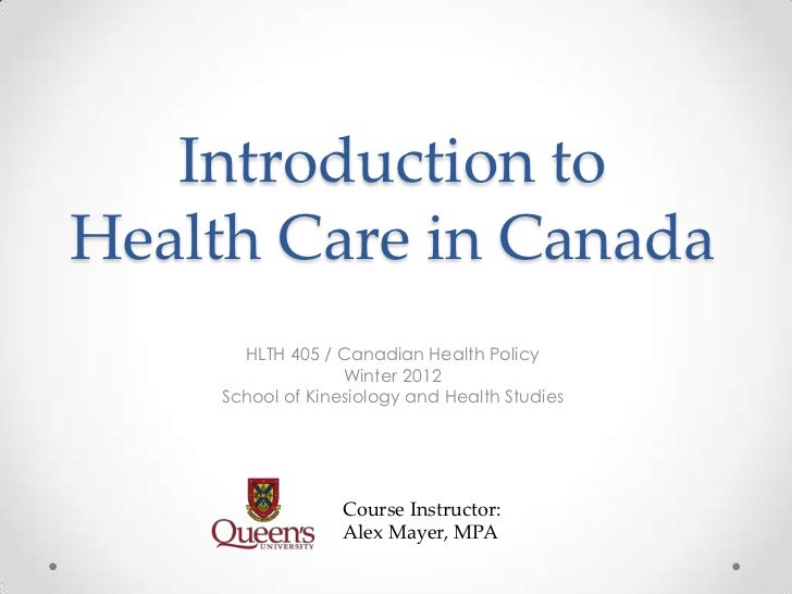 essayage virtuel vetement redoute Canada's Health Care System