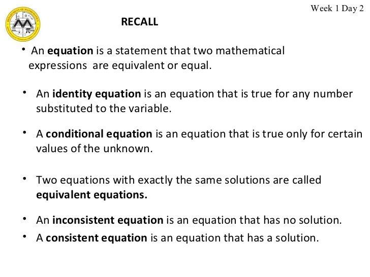 Math 10 Week 1 2 Linear Equations 2