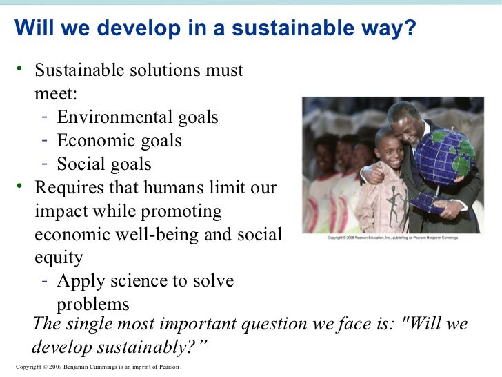 Introduction to environmental studies.