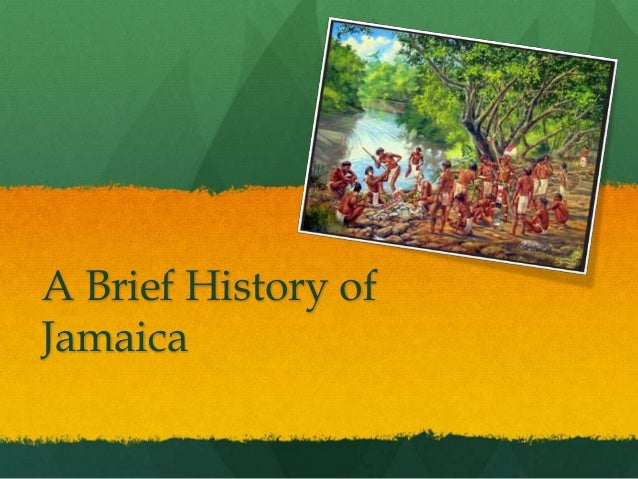 an introduction to the history of the jamaican economy 10 introduction the ministry of  20 a summary of the jamaican economy and employment (2014) figures released by the statistical institute of jamaica (statin).