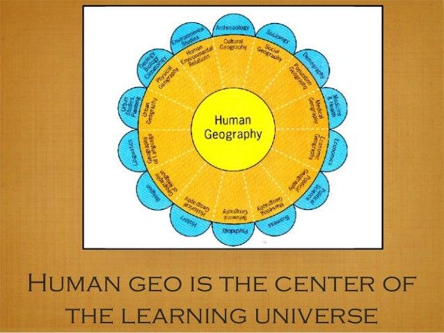 Human Geo Notes Coursework Sample September 2019
