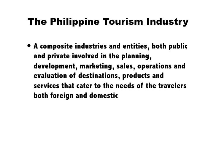 role of private sectors in tourism industry The influence of the accommodation sector on tourism development and its sustainability case study: strand camping, larsmo  31 tourism and development 11 32 the role of accommodation in tourism development 13  the aim of the thesis research is to find out how the accommodation sector in the tourism industry is directly or indirectly.