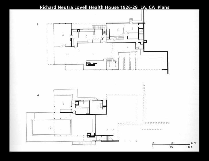 Lovell Health House Floor Plans House Interior