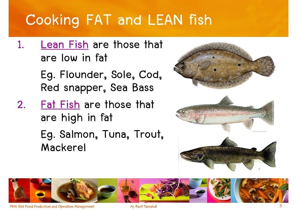 Week 10 Fish And Shellfish