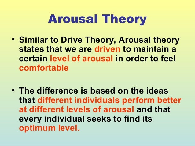 therories of arousal as related to Rational choice theories by john paul wright  and that discuss the integration of rational choice with other theories  such as sexual arousal and relativity,.