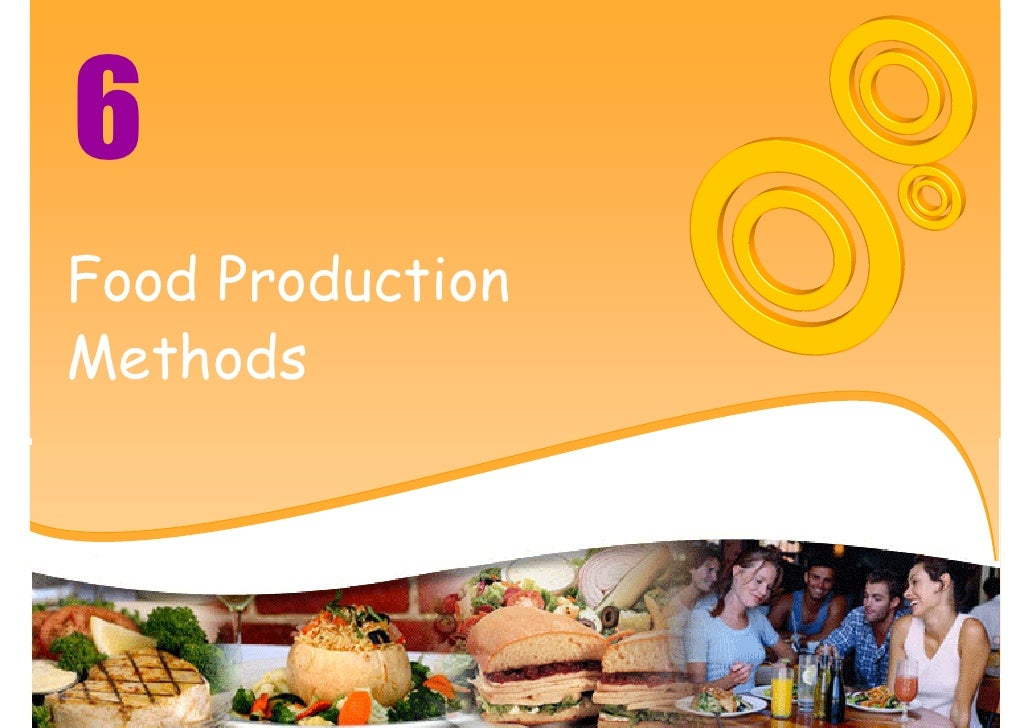 Traditional Partie Food Production Method