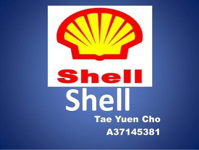 ShellTae Yuen Cho A37145381